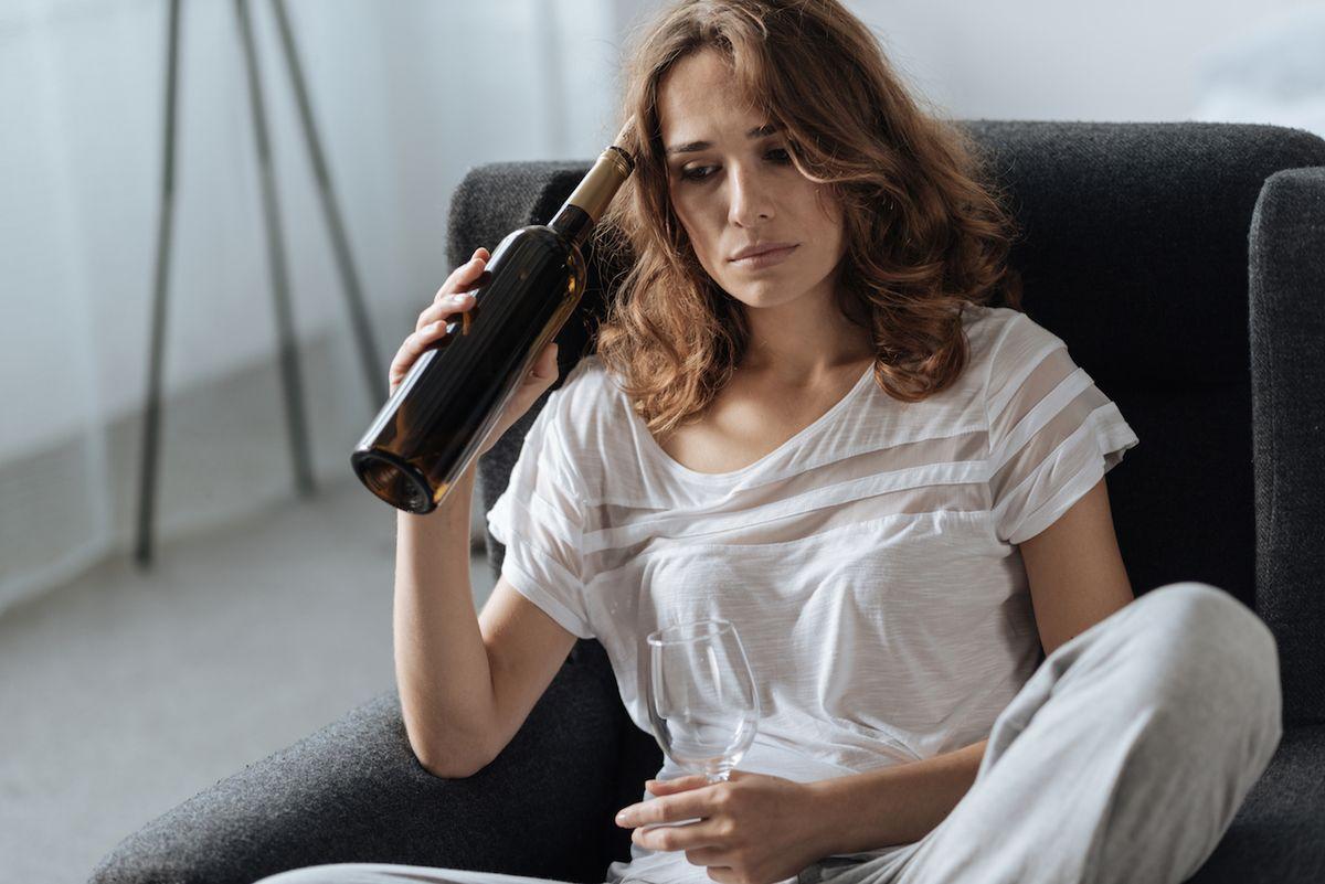 Čini li vas piće depresivnim?