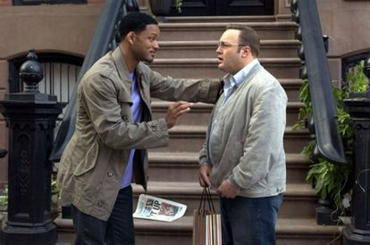 Will Smith Kevin James Hitch terapia de citas